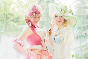 Sakizou - Pastel Princesses by Eli-Cosplay