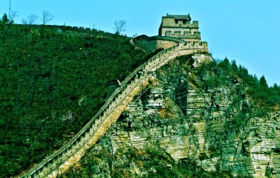 The Great Wall VIII  V2 by hatikvah92