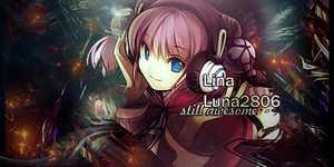 LinaLuna2806 still awesome by RisingDeadSoul