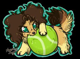 Neify Chibi Commission -Re-do- Fullview by PinkScooby54