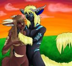Com: Lovers by MadDerp