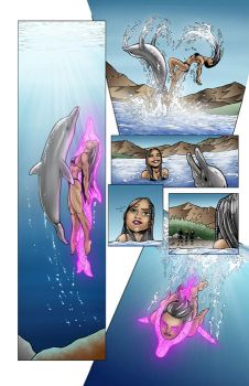 Project: Archangel issue 0 pg3 by toddrayner