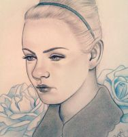 Ginta Lapina by MariaJdrawings