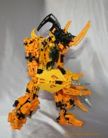 Bionicle MOC: Dratorian Legend by Rahiden