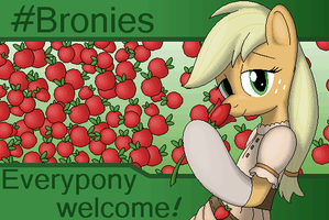 Bronies Banner Contest by tg-0