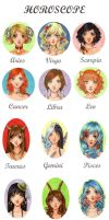 Horoscope by Michaela9