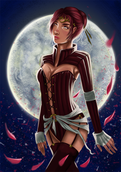 If i could create my own sailor moon by Khaifer