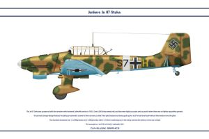 Ju 87 StG 3 1 by WS-Clave