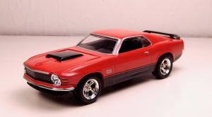 Hot Wheels 100% 1970 Ford Mustang by Firehawk73-2012