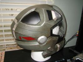 Halo Reach Pilot helmet R side by Hyperballistik