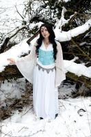 Queen of Ice and Snow 4 by ghosttrin