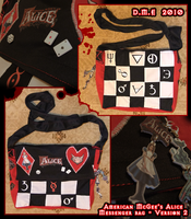 American McGee's Alice Bag 3 by tavington