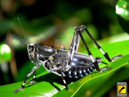grasshopper robotic by gdvectors
