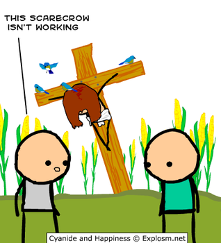 Crucify by kris-wilson