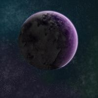 Purple Planet by Usagi-Elric