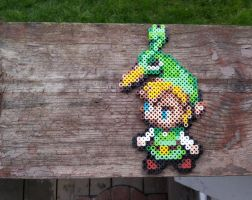 Link, he come to town by SebWoodland