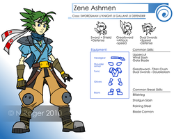 DS: Zene Ashmen by The-Knick