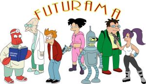 Futurama by ZerstorerZN