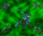 Chrysalis  Android 960x800 by TecknoJock
