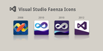 Visual Studio Faenza Icons by wheell33