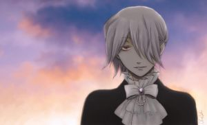 Xerxes Break - Pandora Hearts by AliceAelin