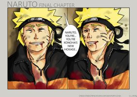 NARUTO - In our time of glory by DraconisCrescendo