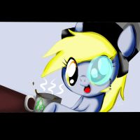 Derpy Hooves Tophat by strabArybrick