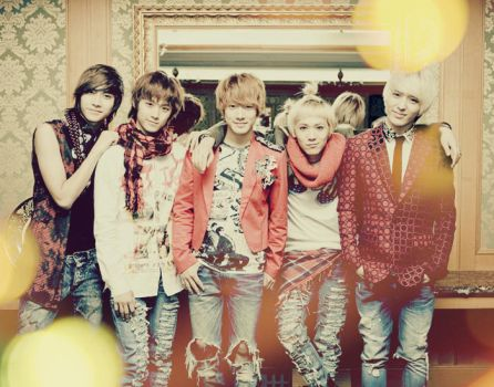 FT Island by iwanttobekorean