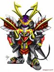 [Original Design]Musha Susanowo by lun616