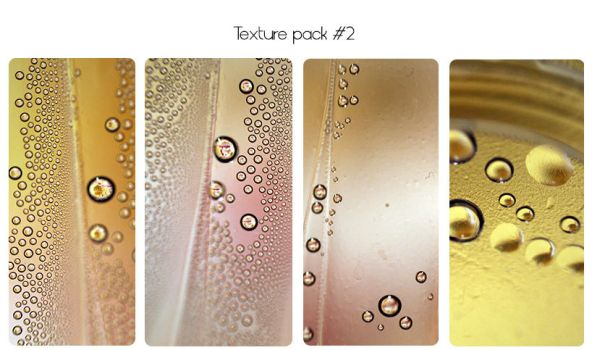 Droplet Texture Pack #2 by DianaGrigore