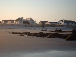 Sunset In Stone Harbor by SnowyBunny16