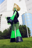 Peridot : Dare to challenge me? by EmBBu-chan