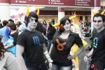 Rule 63 HomeStuck at MegaCon by EvermorePandemic
