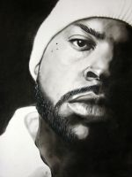 ice cube by aniaania2001