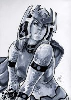 Big Barda - DSC by gph-artist