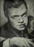 Orson Welles by Pidimoro
