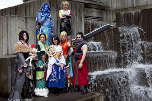 Of Summoners and Guardians by Kenshiro-FDP