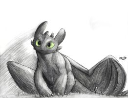 Toothless by Rachet777