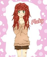 Flaky by Moeharu