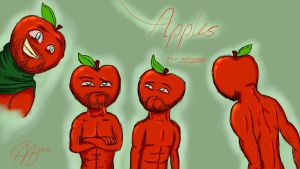 Apples for Everyone by Apples-Malus