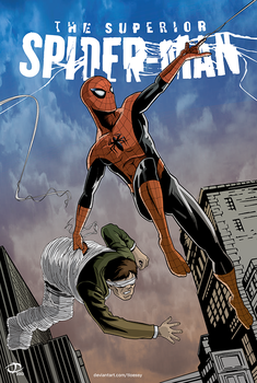 Superior Spider-Man by Tloessy