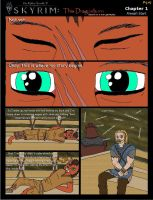 This Dragonborn - Pg #1 by NarutoMustDie842