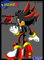 Sonic_X:Shadow_The_Hedgehog by CarmenSegado