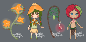Stick Baby Adopts! (CLOSED - 25 Pts Each) by LaureleiKirsch