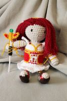 Codex (The Guild) 8 inch doll by oddsterinJpan
