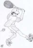 The Prince of Tennis by Zaije