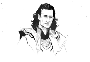 Loki by dancingflame24