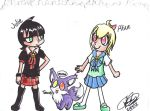 Cartoon Characters by Spazzroo27