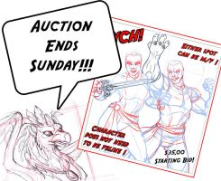Thundercat Cosplay YCH Auction Ends Sunday ! by lady-cybercat