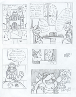 Sacred Shrooms P.1 by luigi2cool